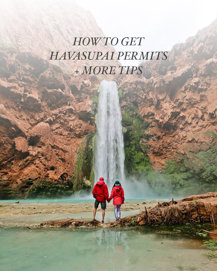 How to Get Havasupai Reservations + Permits + More Tips For Your Hike // localadventurer.com