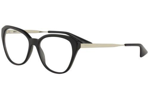 646677b3e6 Prada Cinema PR28SV Eyeglass Frames 1AB1O1-54 - Black