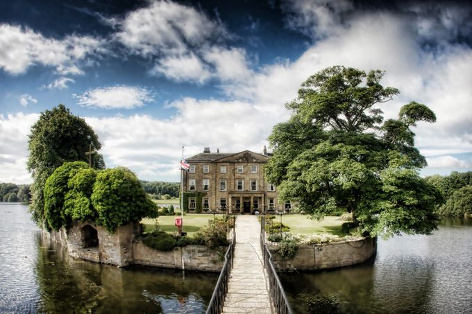 Waterton Park Hotel and Hall - Zoe Spence is getting married here on August 1 2015. Yorkshirerosebrides.com