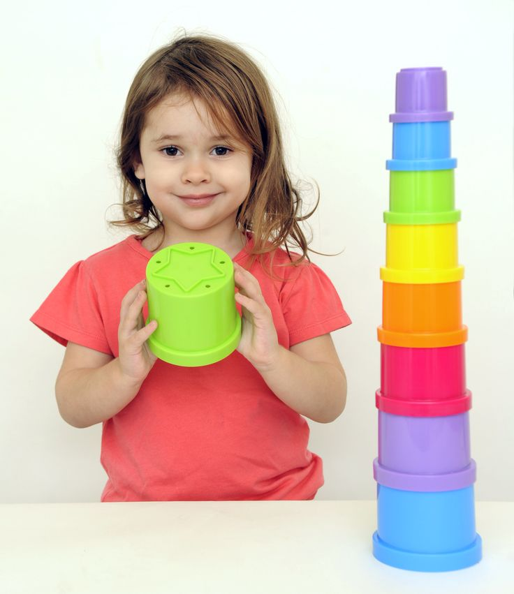 EA-536 Stacking Pots Stack or nest these 9 colourful cups which have various patterns on the bases making them ideal for size and shape recognition.  All 9 cups can be housed within each other and can be used in sand and water activities - allow the sand or water to drain through the holes in the base of each pot.  Use in arts and crafts - children can dip the patterned section into paint and create wonderful works of art containing different shapes. The largest cup measures 7.5 cm high…