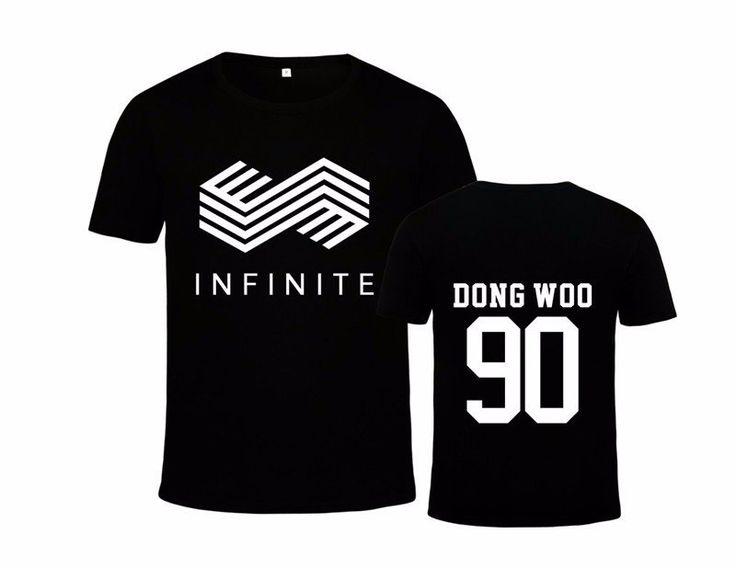INFINITE Korean Boy Group Season's Greeting Dongwoo 90 Fashion Unisex T-shirt  #INFINITE #Korean #Boy #Group #Season's #Greeting #Dongwoo #90 #Fashion #Unisex #Tshirt #Kidolstuff