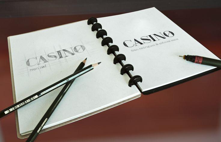 Logo para el restaurante Casino