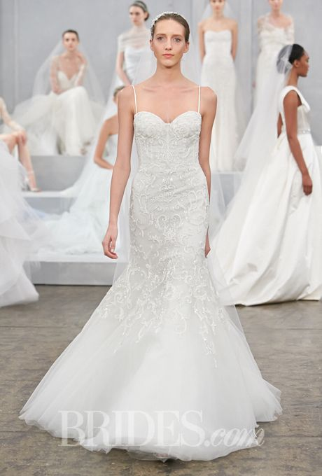 59 best monique lhuillier images on pinterest short for Dolce gabbana wedding dress