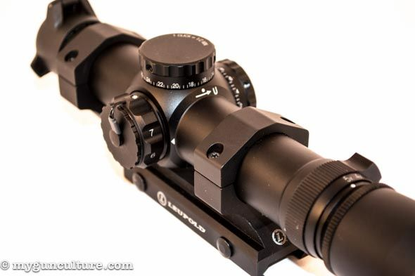 Leupold's 300 Blackout Offering: The Mark 4 MR/T 1.5-5x20mm, Leupold Mark 4 MRT 300 AAC BLackout 1.5-5x20mm