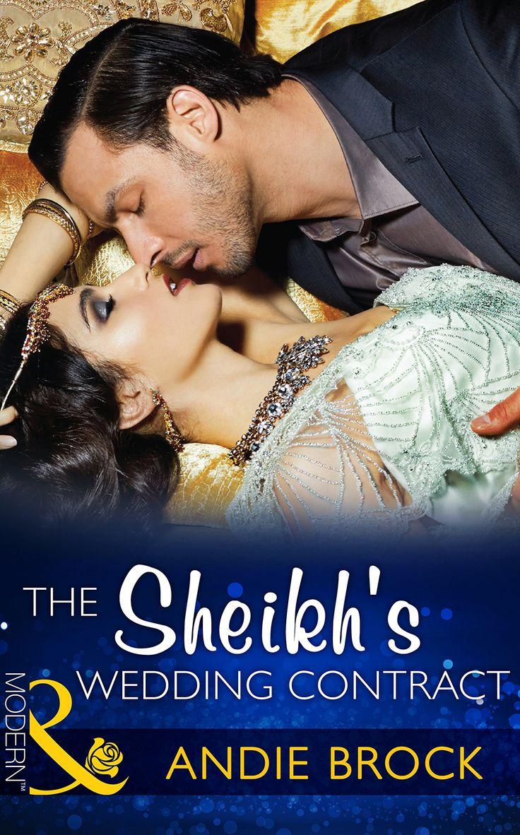 The Sheikh's Wedding Contract (Mills & Boon Modern) (Society Weddings - Book 4) eBook: Andie Brock: Amazon.co.uk: Kindle Store