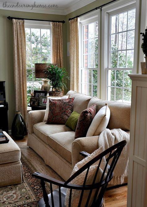 Living Room Makeover – the lovely home  – Josh Schlafzimmer