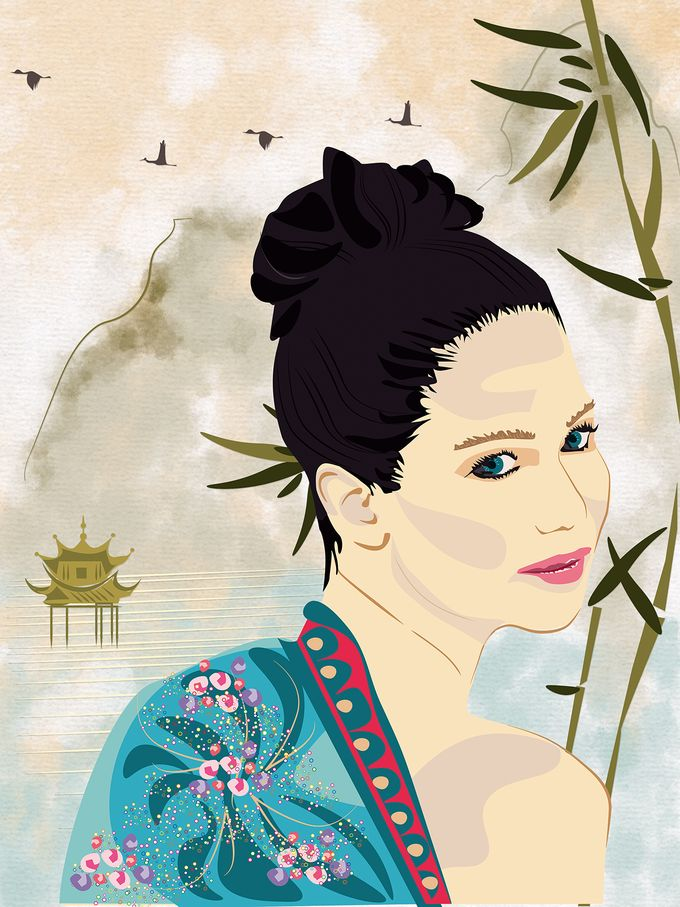 Mujer Oriental | Proyecto | Crehana