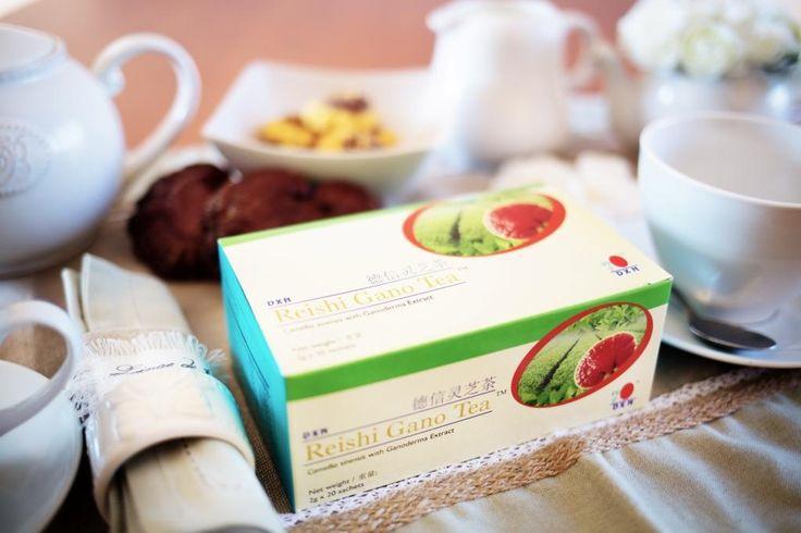 A DXN Reishi Gano tea nemcsak a tea jó tulajdonságaival rendelkezik: rendszeres fogyasztás esetén a kiemelkedő minőségű Reishi Gano por egészségünket is javítja. A DXN Reishi Gano tea nem tartalmaz tartósítószereket, mesterséges színezékeket és ízesítőket. Frissíti a szellemet és a testet, segíti az emésztést és fenntartja az egészséget. http://marticafe.dxn.hu/termekek