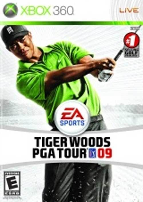 Tiger Woods PGA Tour 09 - Xbox 360 Game