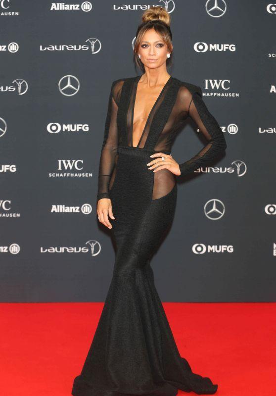 Kate Abdo – Laureus World Sports Awards 2018 in Monte Carlo