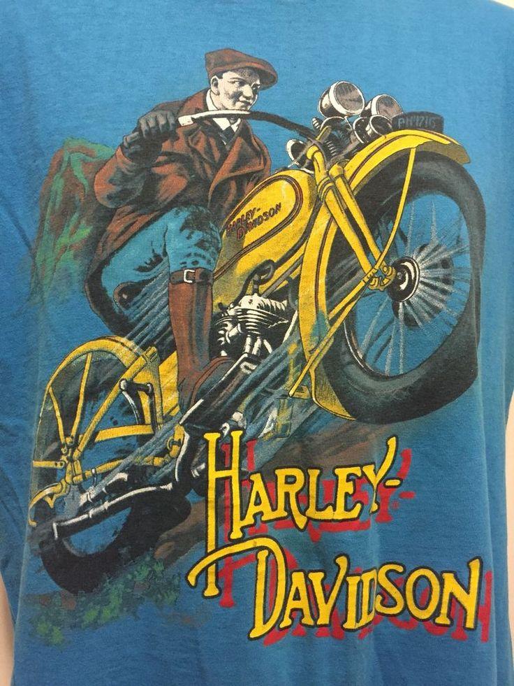 R K Stratman Harley Davidson Shirts
