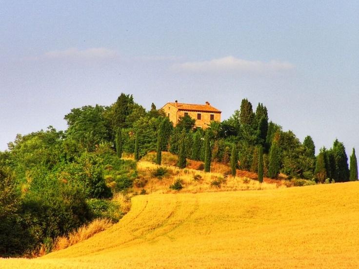 Les collines siennoises, Italie - Locations de vacances à prix promo - Bon plan voyage de Belvedair à partir de 250€