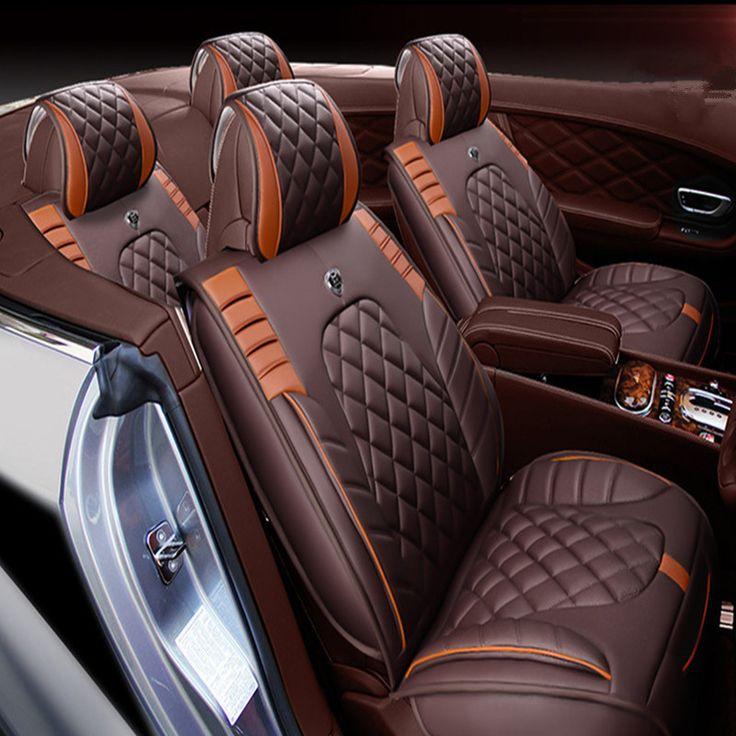 3D Styling Car Seat Cover For Volkswagen Beetle CC Eos Golf Jetta Passat Tiguan Touareg sharan,High-fiber Leather,Car-Covers