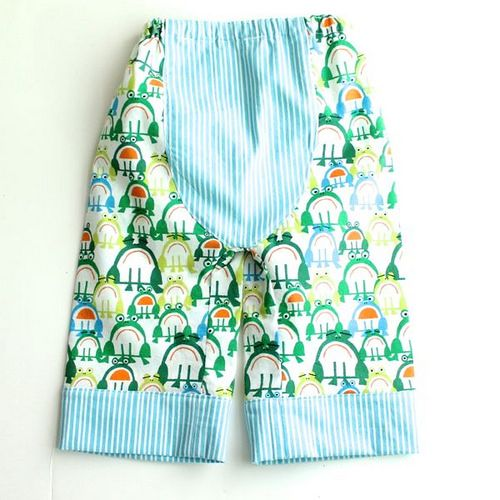Big Butt Baby Pant by madebyrae, via Flickr