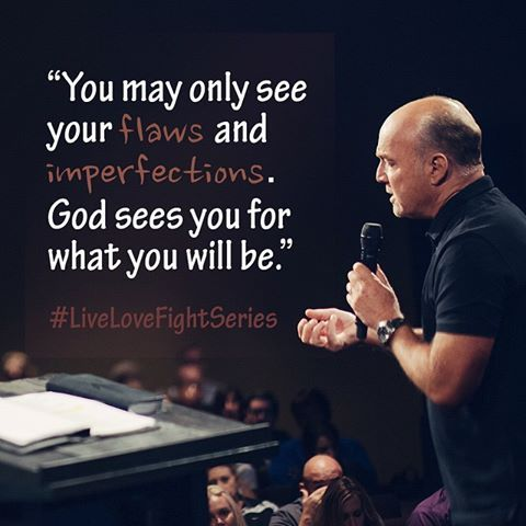 Pastor Greg Laurie - Co-founder of The Harvest Crusade