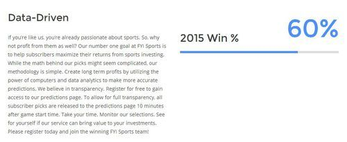If you looking for the most successful Sports Analysis, Sports Predictions & Sports Investing to double your profit, We provide the best statistics.