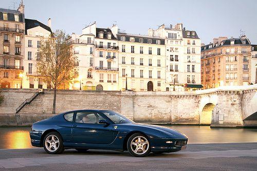 Ferrari 456 M GT - LGMSports.com