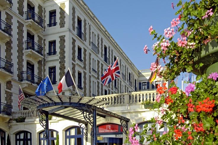 Bienvenue au Grand Hôtel Barrière de Dinard