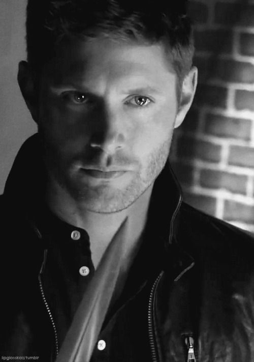 Be strong in the times where you want to be weak. -Jensen Ackles