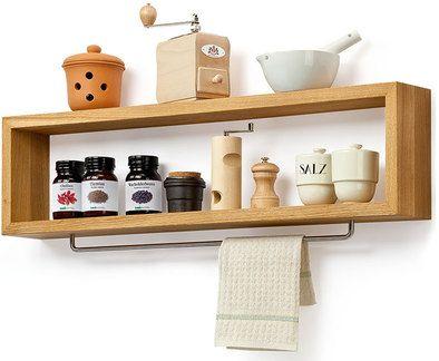 Die besten 25+ Küchen wandregal Ideen auf Pinterest | Deco küche ...