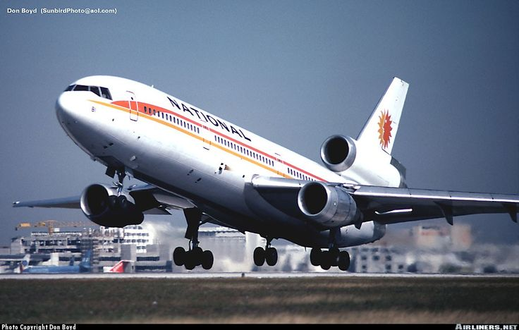 McDonnell Douglas DC-10-30 - National Airlines | Aviation Photo #0167777…