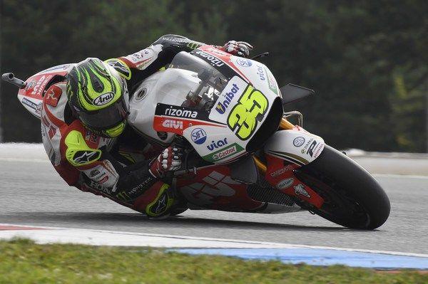 Cal Crutchlow, Ukir Sejarah di MotoGP 2016 GP Brno Ceko   Info Olahraga