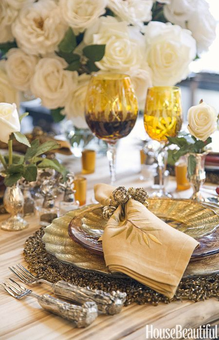 Dress Up Your Thanksiving Table