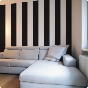 Removable Wallpaper   Nautical Stripe From The Wall Sticker Company Part 39