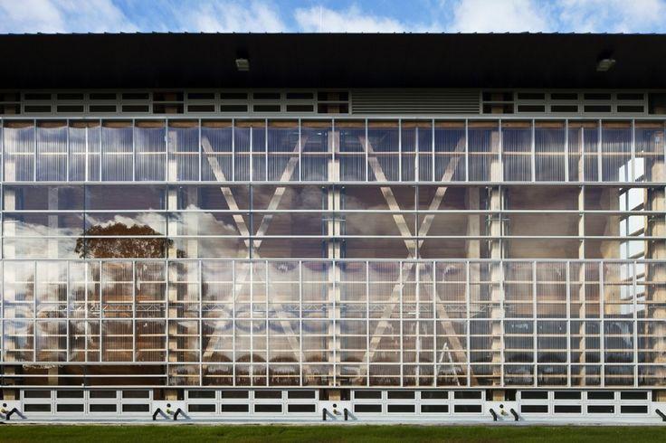 MOTAT Aviation Display Hall / Studio Pacific Architecture
