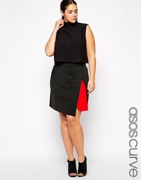 Shop for women's plus size clothing with ASOS. Shop for plus size skirts  and plus size shorts in all styles and colors.
