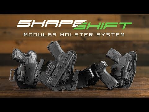 Concealed Carry Holsters | Concealment Holsters | Alien Gear Holsters