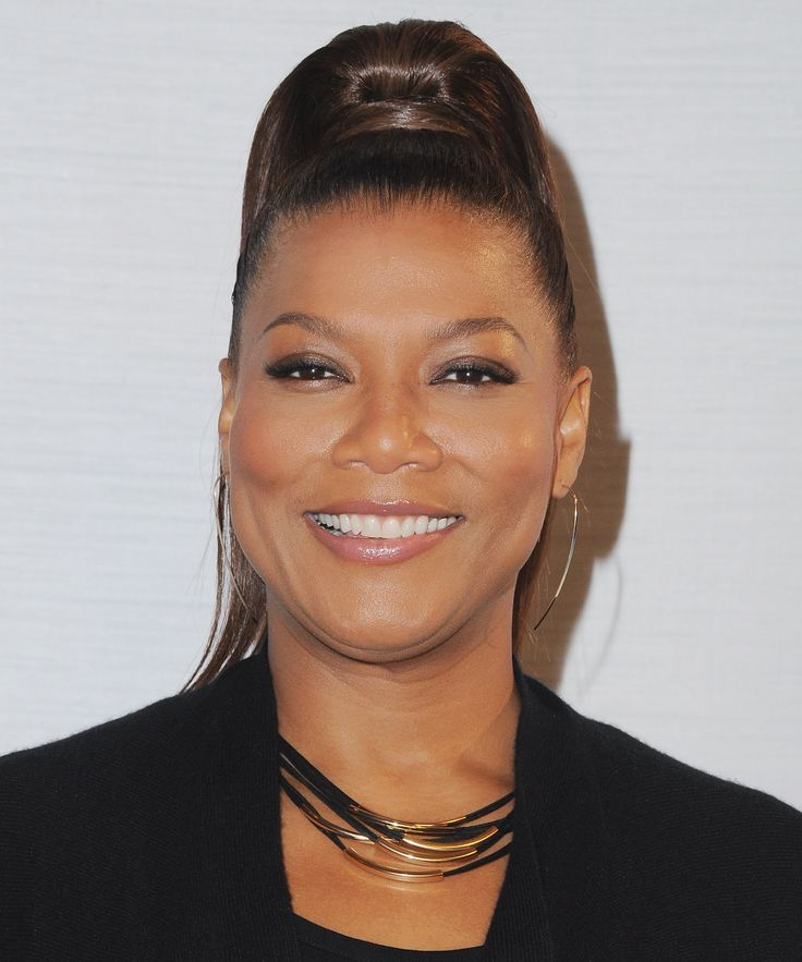 Queen Latifah Turns 46:See How She Rose to Fame from InStyle.com
