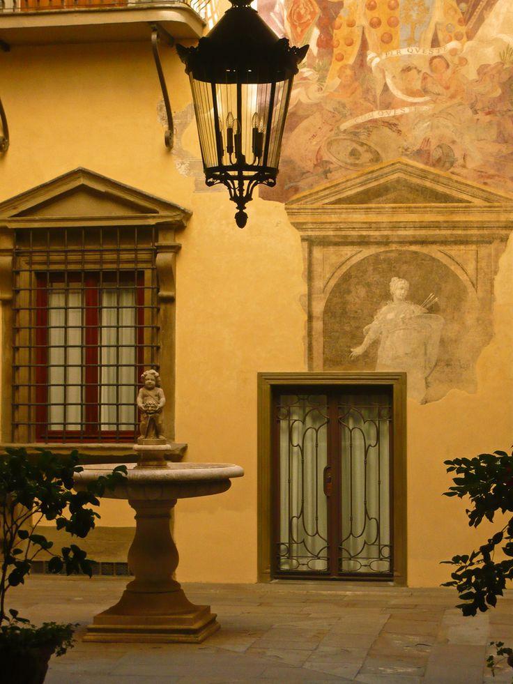 Firenze - borgo Albizi interno di palazzo - DP1221ITFIR03   by san4353