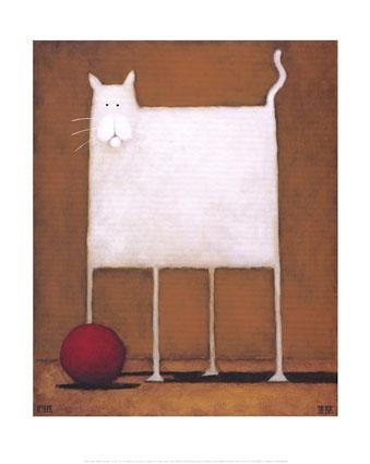 Daniel Patrick Kessler White Cat