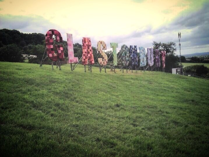 Wishing i was at Glastonbury...