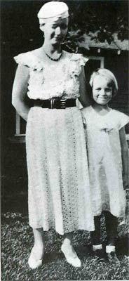1933 Norma Jeane et Gladys - Divine Marilyn Monroe