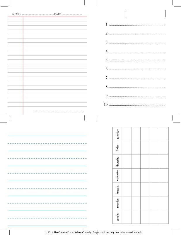 Free Printable 3.5x5 Journaling Cards. http://thecreativeplace.blogspot.com/2011/06/diy-printable-journaling-cards.html