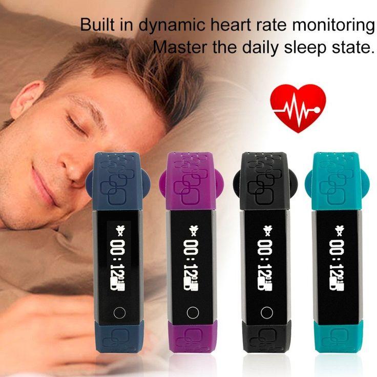 K8 Waterproof Smart Watch - Sleep Heart Rate Monitoring