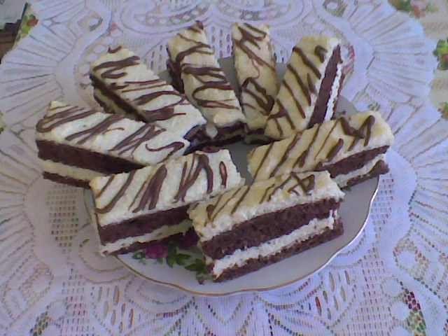Grízes kókuszos szelet – Másodjára sütöttem meg, annyira finom máskor is meg fogom sütni!