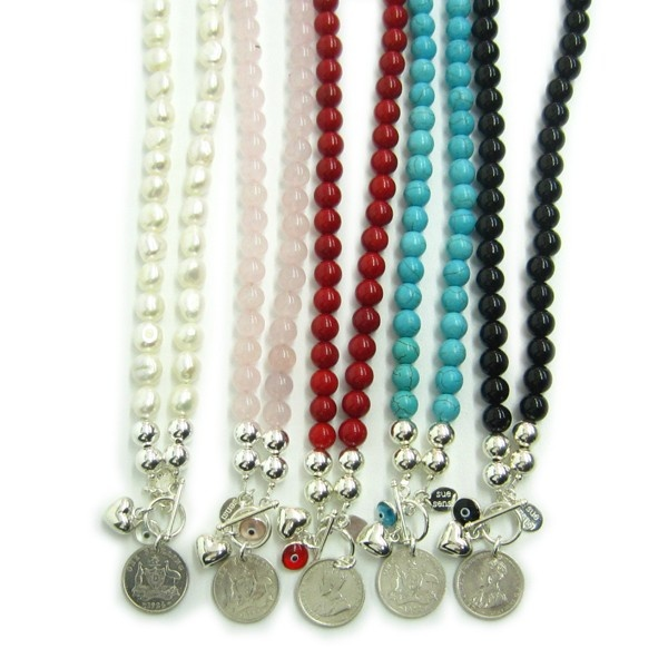 """Sue Sensi """"Only Hope"""" necklaces!"""