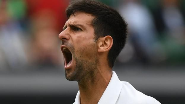 Djokovic is a three-time champion at Wimbledon, winning in 2011, 2014 and 2015     Wimbledon 2017 on the BBC     Venue: All England Club Dates: 3-16 July Starts: 11:30 BST   Live: Coverage across BBC TV, BBC Radio and BBC Sport website with further coverage on Red Button, Connected TVs and app....