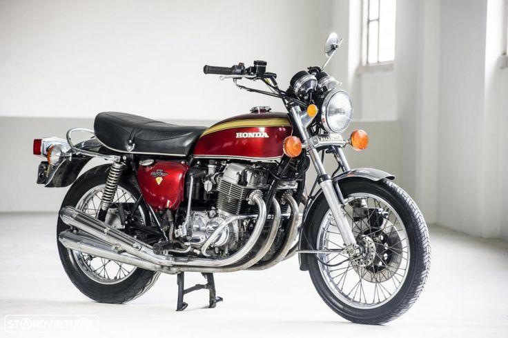 Usados Honda CB - 8 500 EUR, 62 500 KM, 1972 | Standvirtual