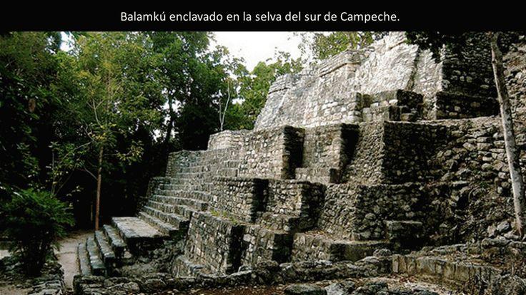 """Balamku Significado El nombre del sitio deriva de las palabras mayas Balam (jaguar) y Kú (templo), significando """"Templo del Jaguar"""". Dicho nombre alude a uno de los jaguares plasmados en el friso …"""