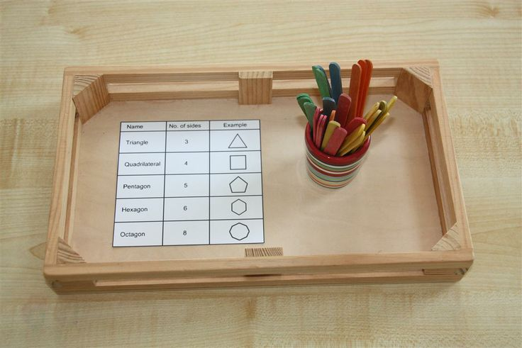 Shapes sides trayIdeas, Shape Activities, Craft Sticks, Practical Life, Montessori Math, Create Polygon, Popsicle Sticks, Popsicles Sticks, Crafts Sticks