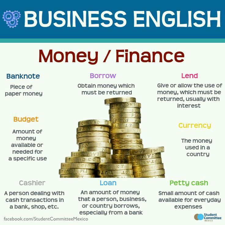 English business key vocab
