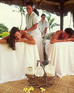 The Spa at Four Seasons Resort Maui at Wailea has added customized treatment to help fight the ageing process