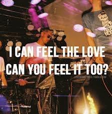 can you feel the love rudimental lyrics - Google Search