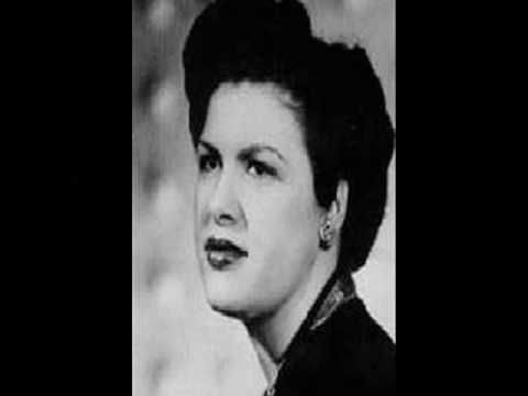 """Patsy Cline - """"I Fall To Pieces""""  ▬ Please visit my Facebook page at: www.facebook.com/jolly.ollie.77"""
