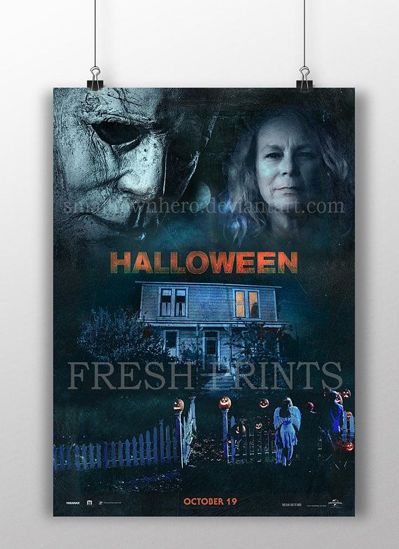Halloween 2020 Online Subtitulada Pin by Juanita Martinez Lawrence on Horror | Poster prints, Poster