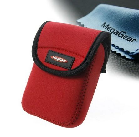''Ultra Light'' Neoprene Camera Case Bag with Carabiner for Canon sx700, Canon PowerShot SX710 HS (Red) [Camera] - For Sale Check more at http://shipperscentral.com/wp/product/ultra-light-neoprene-camera-case-bag-with-carabiner-for-canon-sx700-canon-powershot-sx710-hs-red-camera-for-sale/